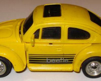 1984 Bandai Super GoBots Beetle Transformer