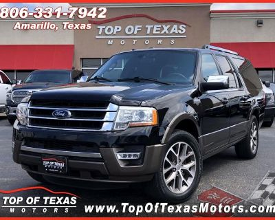 2016 Ford Expedition EL King Ranch 2WD