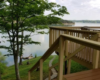 Lakefront easy access...... Great fall rates. - Sevierville