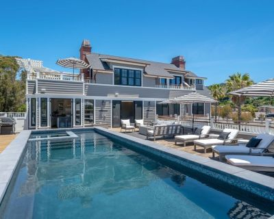 Avila Beach Palmera - PRIVATE POOL, 4 King Master Suites and Steps From the Sand - Avila Beach