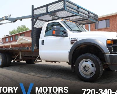 2009 Ford Super Duty F-550 Chassis Cab XL
