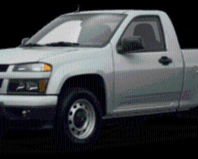 2009 Chevrolet Colorado WT Regular Cab Standard Box 2WD