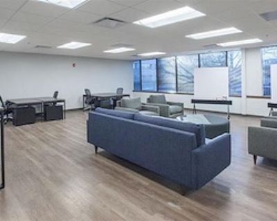 Private Office for 7 at Edison Spaces 4400 College
