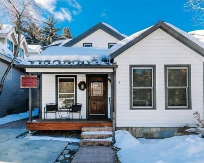 Free Ski Rental! Snowy Cottage at SkyRun. 3 Master Suites! Amazing Old Town Home, 1 minute walk to t - Downtown Park City