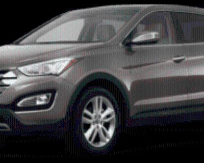 2013 Hyundai Santa Fe Sport 2.0T with Saddle Interior FWD