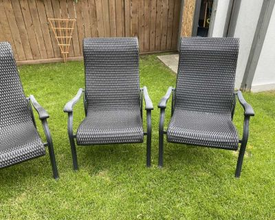 Our door patio chairs