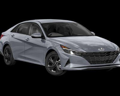 New 2022 Hyundai Elantra N Line FWD 4D Sedan