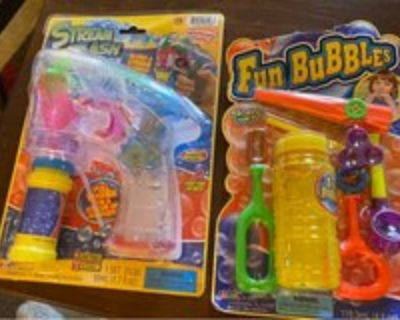 Fun Bubbles/Bubble Gun