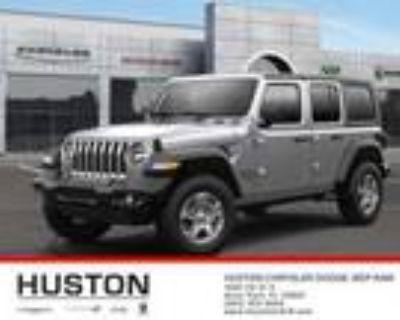 2021 Jeep Wrangler Silver