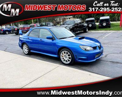 Used 2006 Subaru Impreza Sedan 2.5 WRX STi w/Silver Wheels