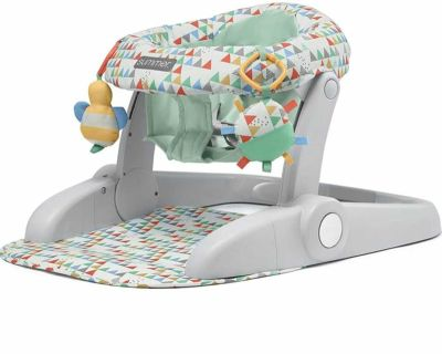 Learn-To-Sit 2-Position Infant Floor Seat