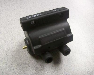 IGNITION COIL FOR HD 5 OHM DUAL FIRE