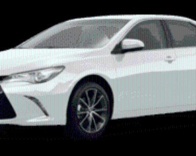 2017 Toyota Camry XSE I4 Automatic
