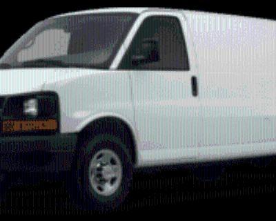 2012 Chevrolet Express Cargo Van 2500 SWB RWD