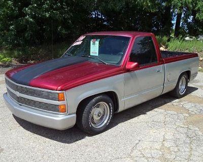 1990 Chevrolet Silverado GMT-400