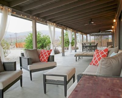 Spacious 3BR Borrego Springs Home, Walk to Downtown, Amazing Mountain Views! - Borrego Springs