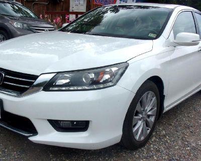 2014 Honda Accord Sedan 4dr V6 Auto EX-L w/Navi