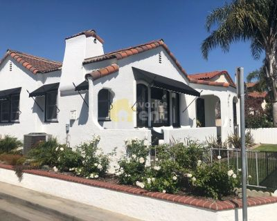 Belmont Shore, Long Beach Beautiful 3 bedroom house with garage