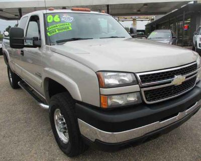 2006 Chevrolet Silverado 2500 HD Extended Cab for sale