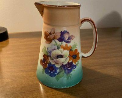 Small pitcher vase
