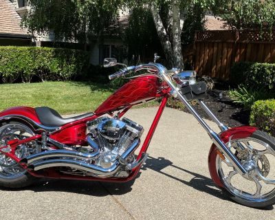 2008 Big Dog Motorcycles K9