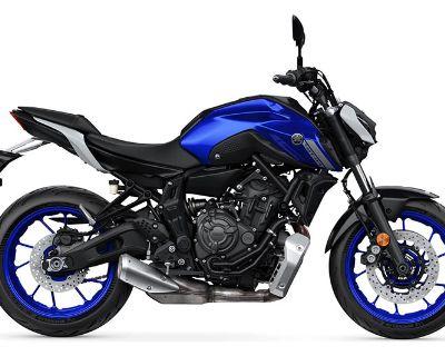 2021 Yamaha MT-07 Sport Hendersonville, NC