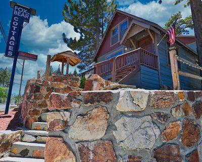 Fox n Bear Cottages Air Con Pet Friendly Sleeps 31 - Big Bear Lake