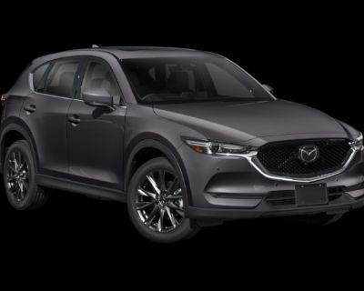 New 2021 Mazda CX-5 Signature with Navigation & AWD