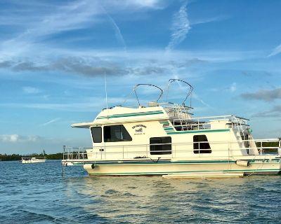 Houseboat in Paradise - Key West