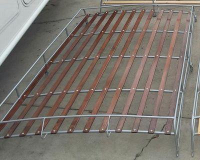 SquareBack full length roof rack