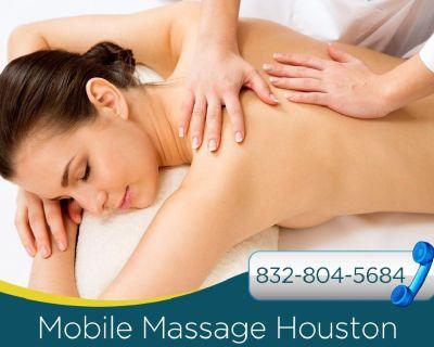 Mobile Massage in Houston