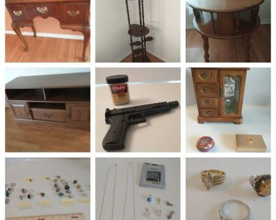 HIGH POINT MOVING SALE ONLINE AUCTION (34613)