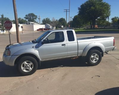 2002 Nissan Frontier King Cab 4x4