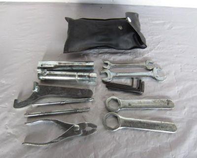 06 Gsx F 600 Katana Tool Kit Wrench Socket Stock Oem