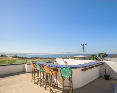 Shell Beach Seaview Vista with Breathtaking Views of the Ocean and Foothills - Pismo Beach