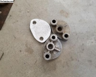 3 Fuel pump block-off's