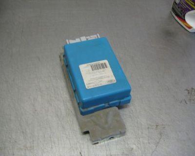 1994 Ford Mustang Gt Cobra Air Bag Sensor Control Module