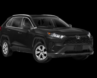New 2021 Toyota RAV4 LE Front Wheel Drive 5 - In-Stock