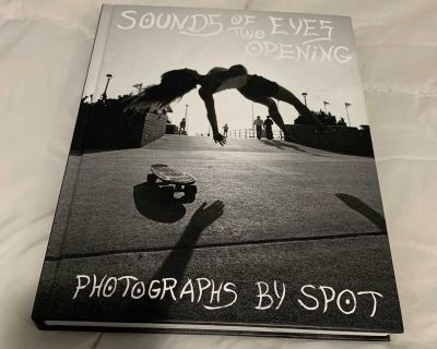 Sounds of Two Eyes Opening - Southern California Life Photographs by Spot