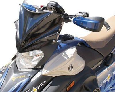 W/s Yamaha Peak Gloss Black S/m Koronis 480-601-50