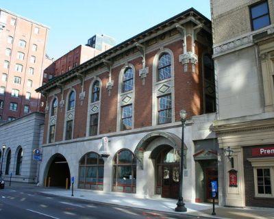 Scoop Theatre Building