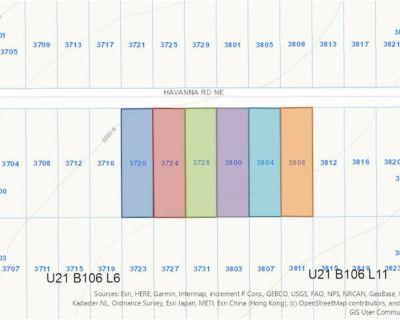 3804 Havanna (U21B106L6 , Rio Rancho, NM 87144
