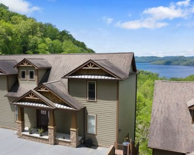 Your Happy Place Overlooking Center Hill Lake - Silver Point