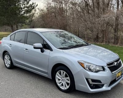 2016 Subaru Impreza Premium