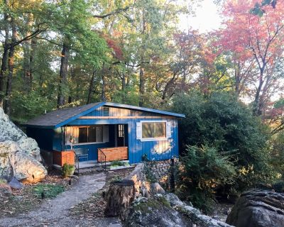 Blue Ivy: Perfect Wooded Escape by Ruby Falls