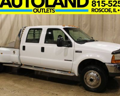 1999 Ford Super Duty F-450 Chassis Cab XLT
