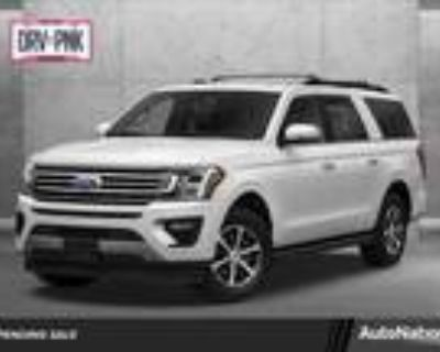 2020 Ford Expedition White, 15K miles