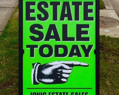 THE ROGUE RIVER RENDEZVOUS ESTATE SALE by IONIC
