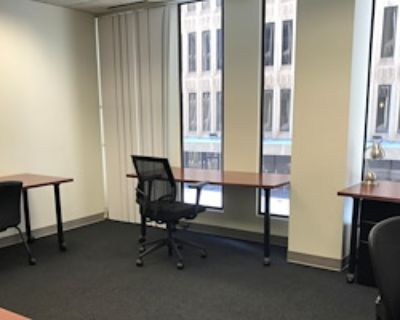 Team Office for 12 at Peachtree Offices at Downtown, Inc.