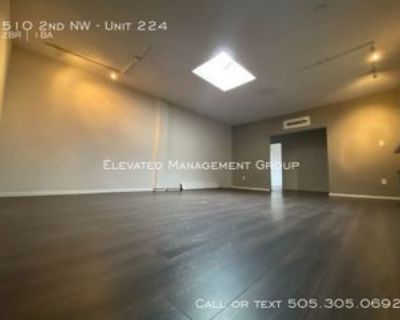 510 2nd St Nw #224, Albuquerque, NM 87102 2 Bedroom Apartment